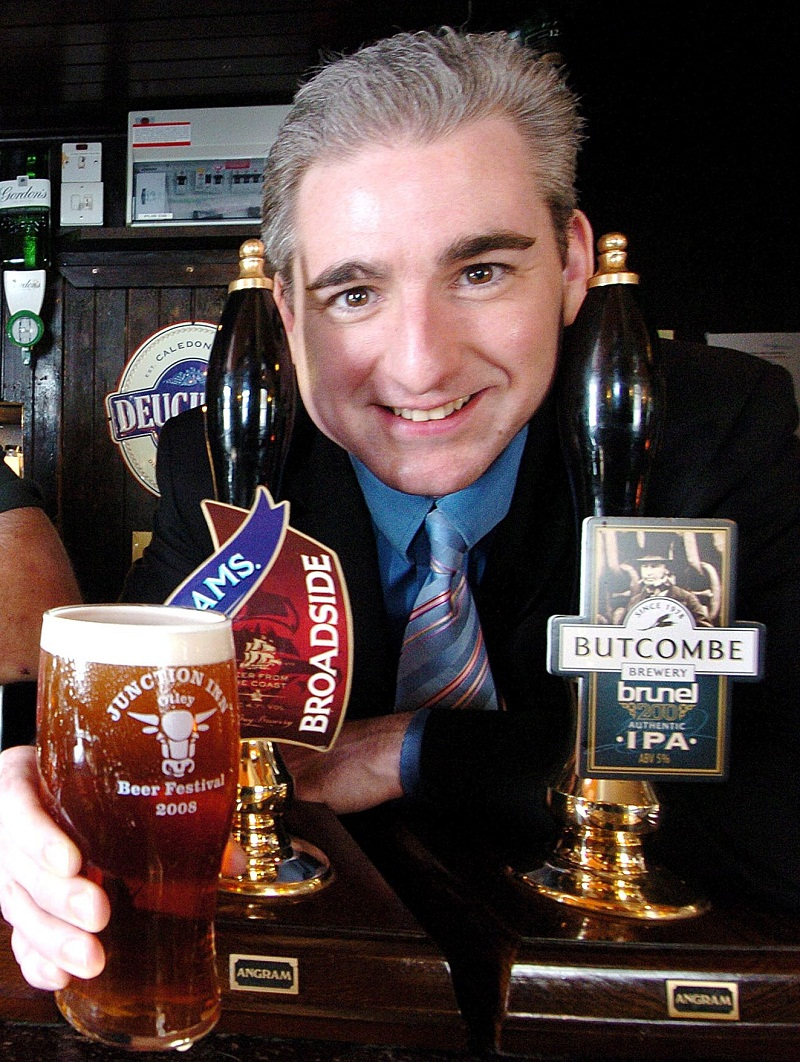 Greg Mulholland, Liberal Democrat MP for Leeds North West and chairman of the Parliamentary Save the Pub group