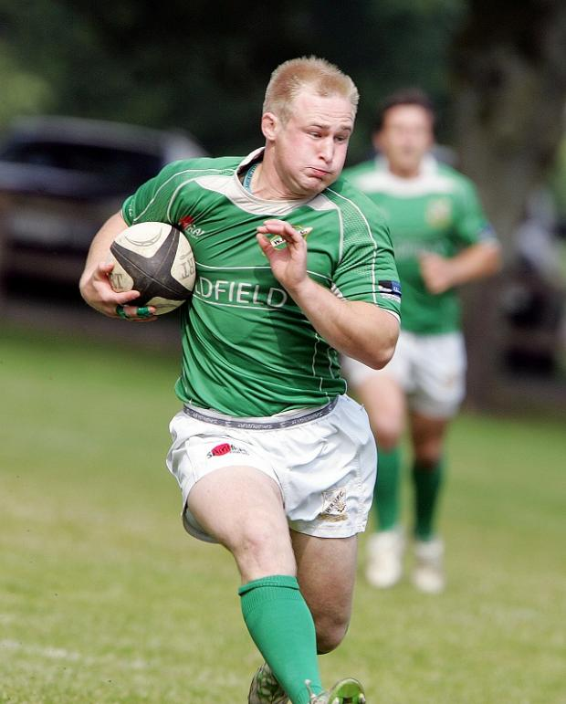 Chris Howick comes onto the bench for Wharfedale at home to Tynedale