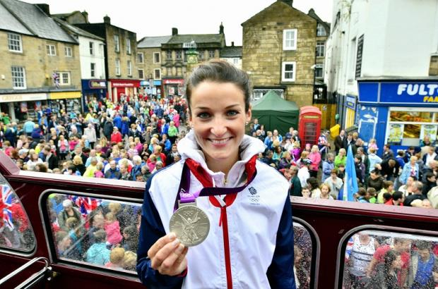 Wharfedale Observer: The race will go through Otley the home town of Olympic star Lizzie Armitstead