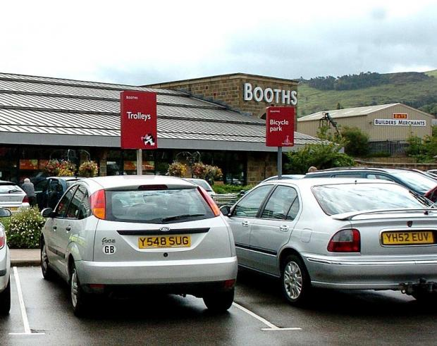 The Booths store in Ilkley