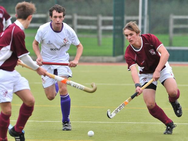 Addingham's Sam French scored for Great Britain in both the final round-robin hockey match and the final, both against Australia