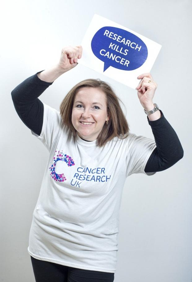 Cancer survivor Nicki Wardle is backing a new campaign