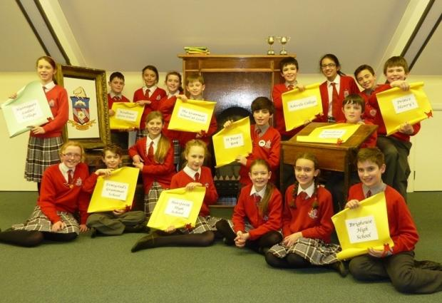 Froebelian School pupils celebrate scholarships