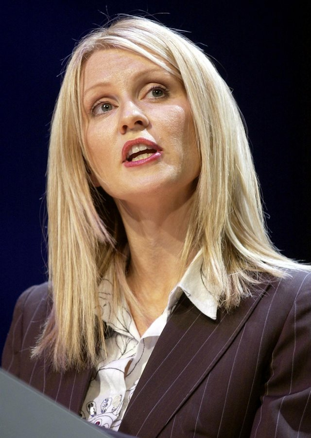 Work Minister Esther McVey