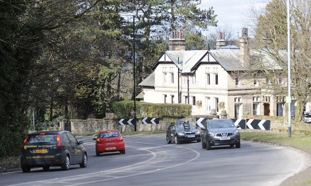 Wharfedale Observer: The A658 Pool Bank New Road