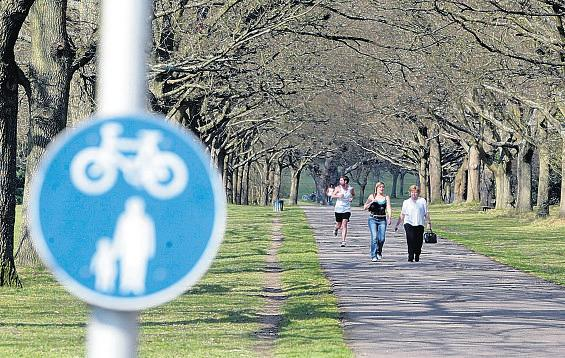 Greenway plan starts consultation