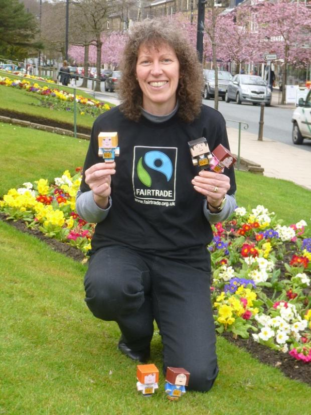 Wharfedale Observer: Ilkley Fairtrade campaigner Karen Palframan on The Grove