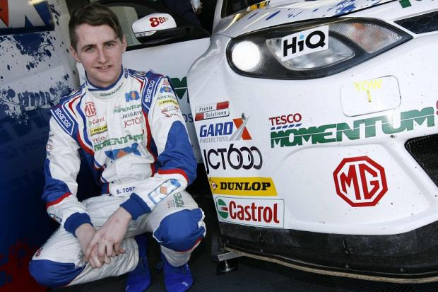 Sam Tordoff has secured new deal