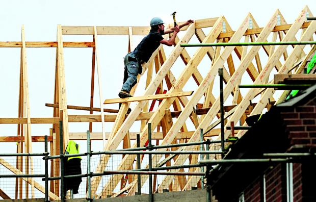 Work starts on housing scheme