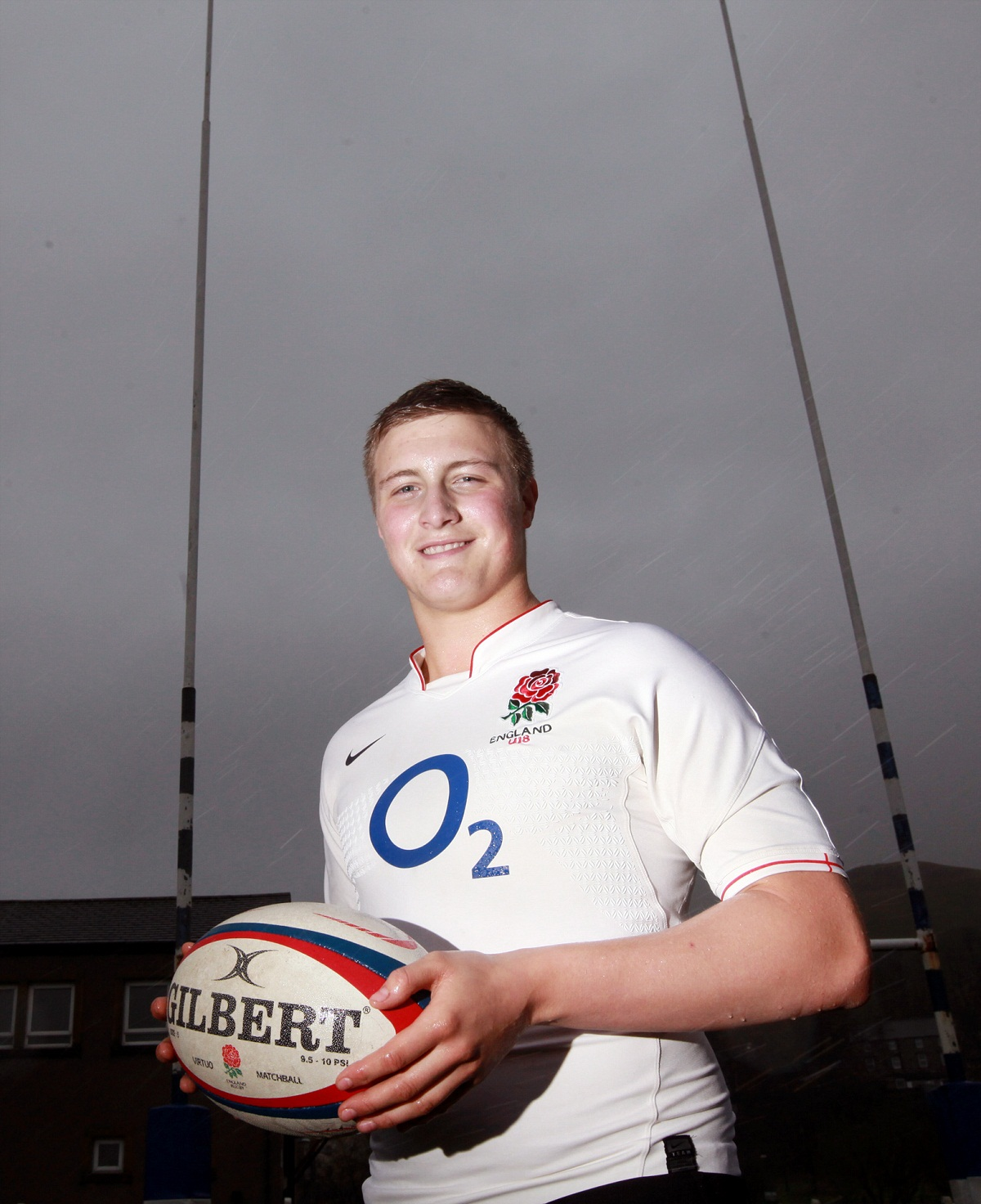 Jack Walker is among nine changes made by England Under-18s