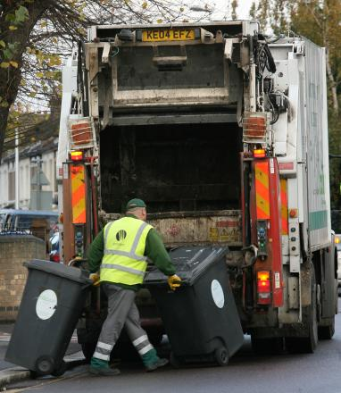 Leeds City Council is considering changing bin collections to encourage 'good waste habits'
