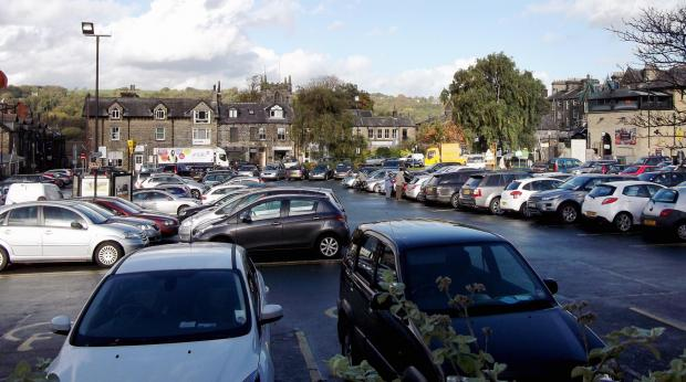 The toilet block at Ilkley's South Hawksworth Street car park is safe, but the future of others hangs in the balance