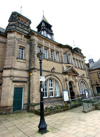 The King's Hall in Ilkley, which is set for a revamp