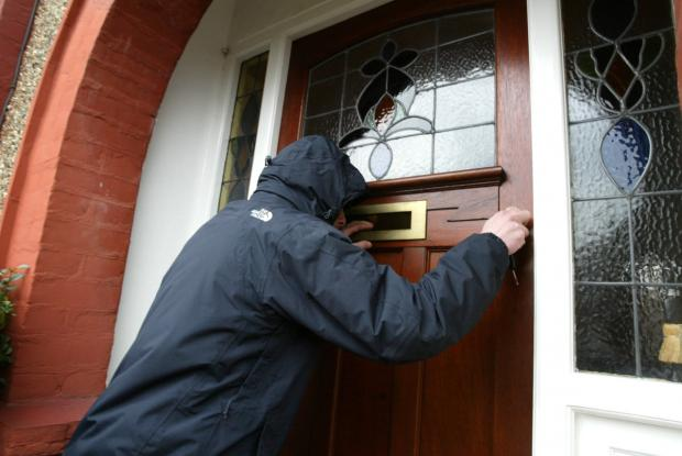 Burglars are being let off, declares Shipley MP