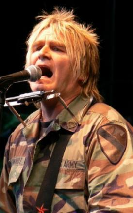 Mike Peters of The Alarm adds extra show at Otley Korks venue