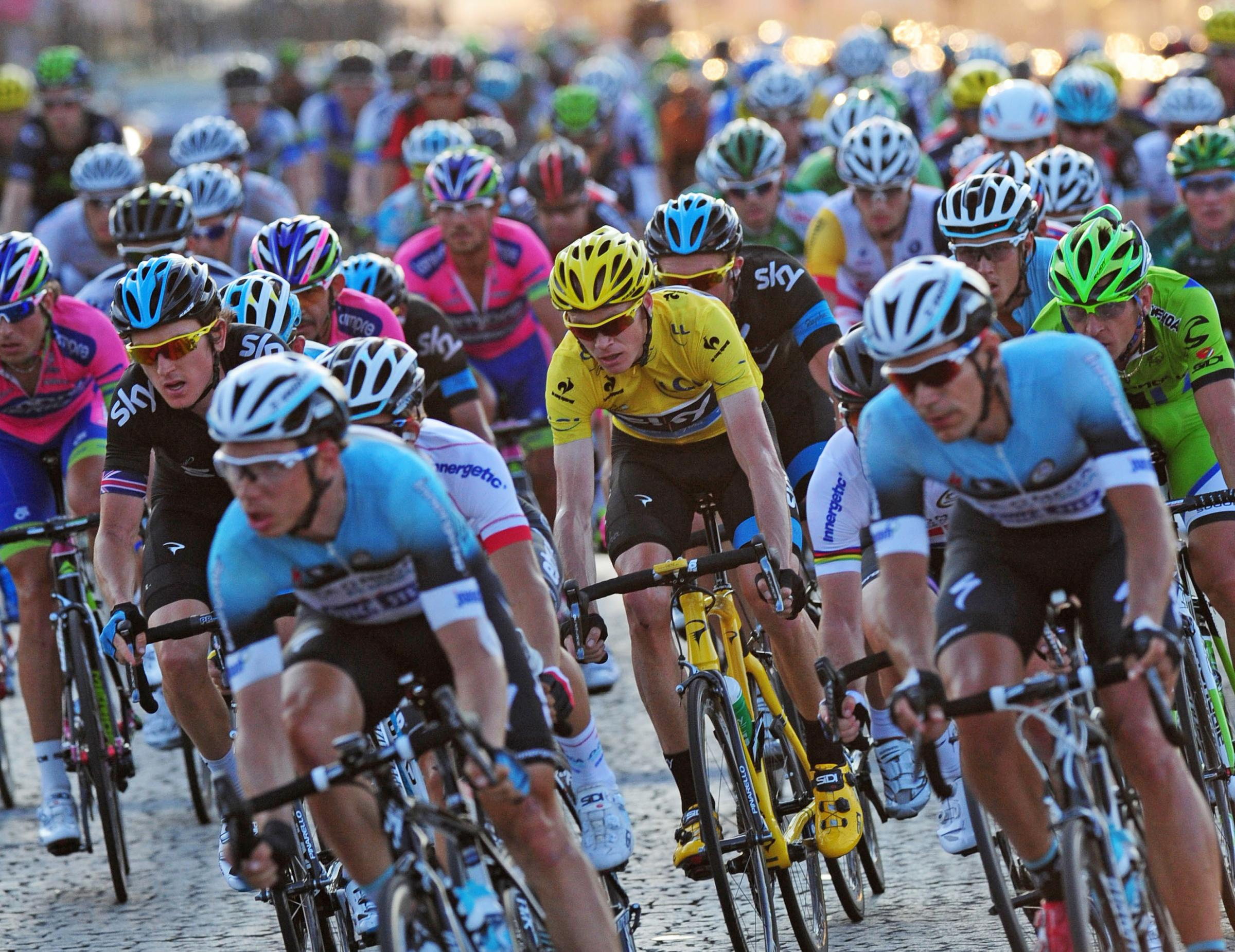 More help for people organising Tour de France event