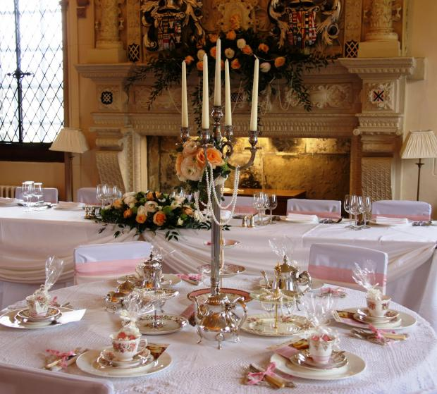 Wharfedale Observer: A vintage dining room setting by Rose Pink Cottage
