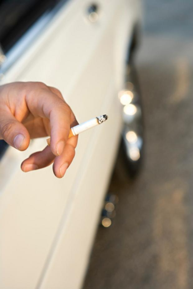 Wharfedale Observer: District's MPs divided on smoking ban in cars