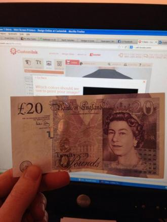 Businesses in the area are being warned about fake notes