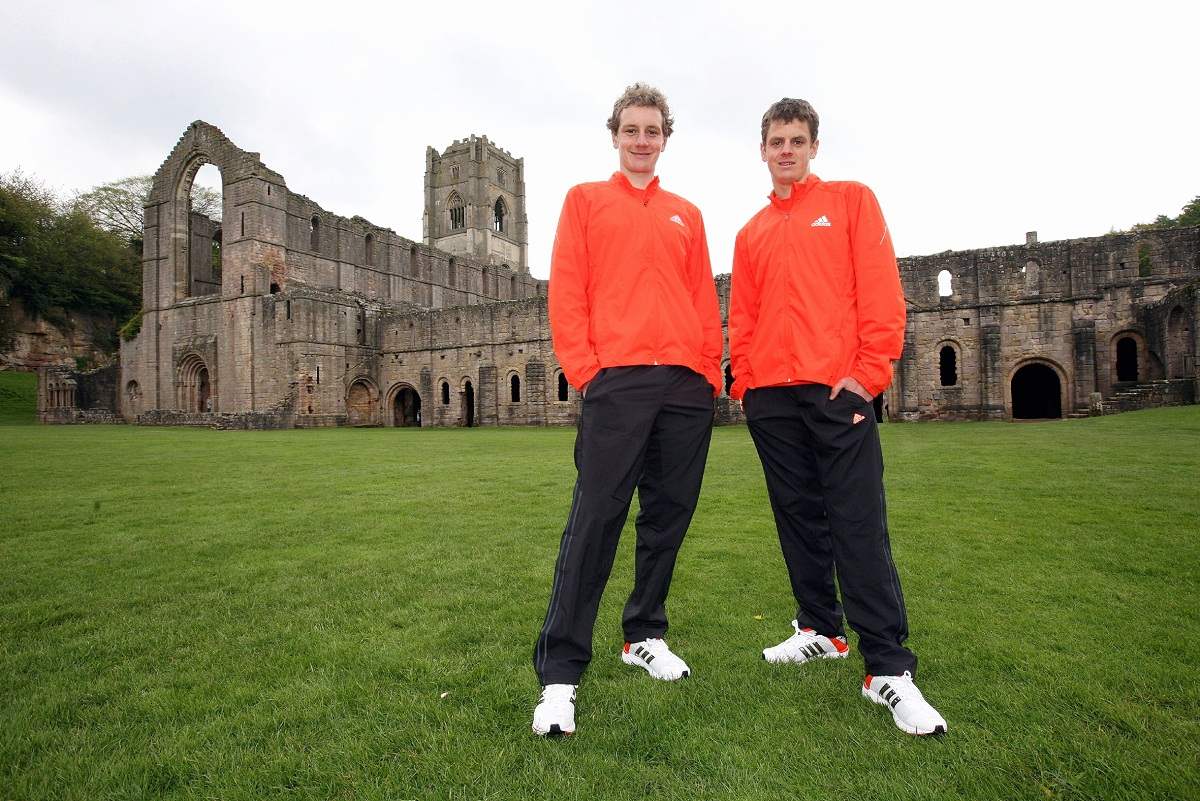 Last year's Brownlees Tri North was held at Fountains Abbey