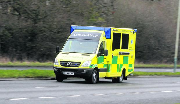 Ambulance staff to strike over  job safety issues