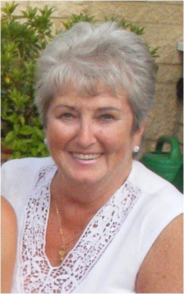 Wharfedale Observer: Gwendolen Bingham, who died after a knee replacement operation at Harrogate Hospital