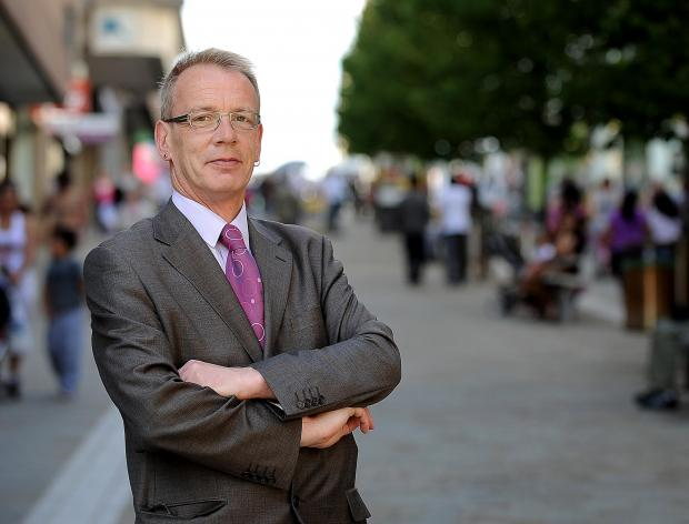 Bradford Council leader David Green
