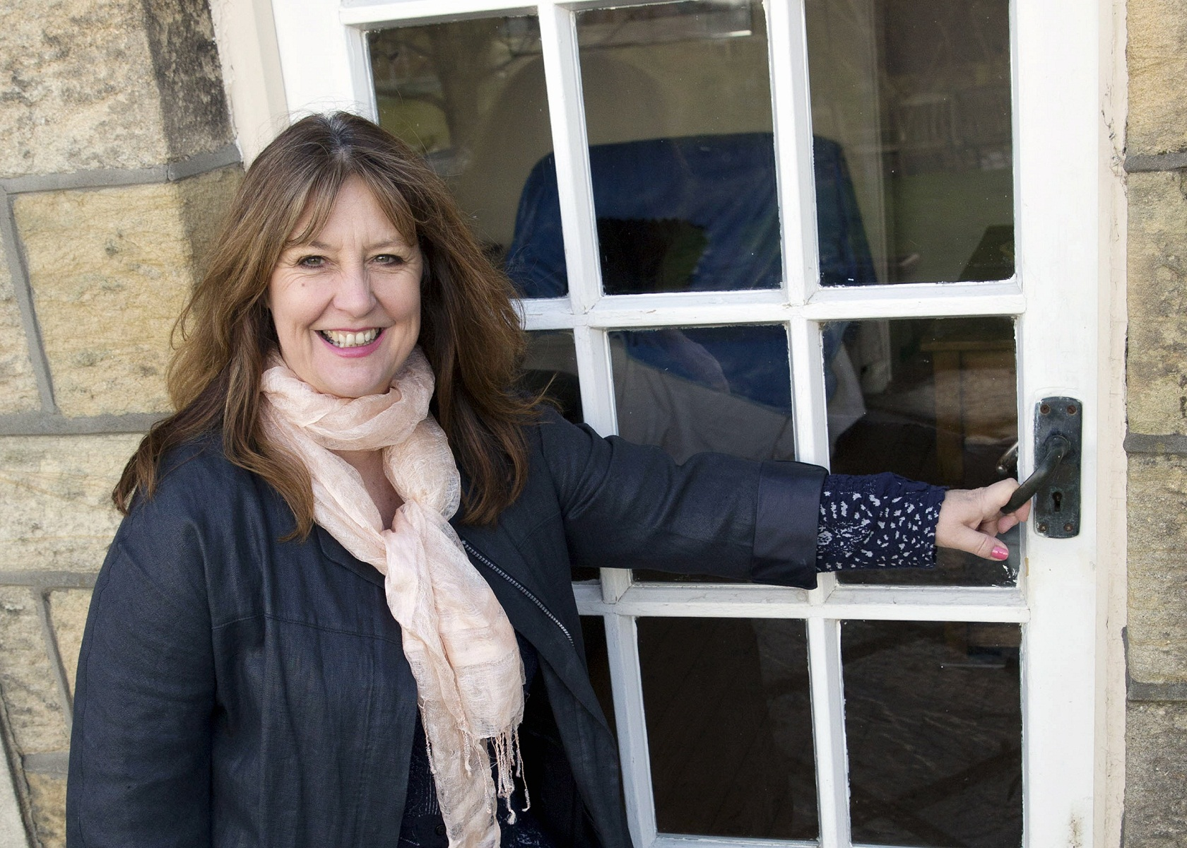 Ilkley artist Linda Dewart has opened her home for Ilkley Art Trail since the event began