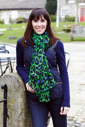 Emmerdale actress Verity Rushworth is back in the village