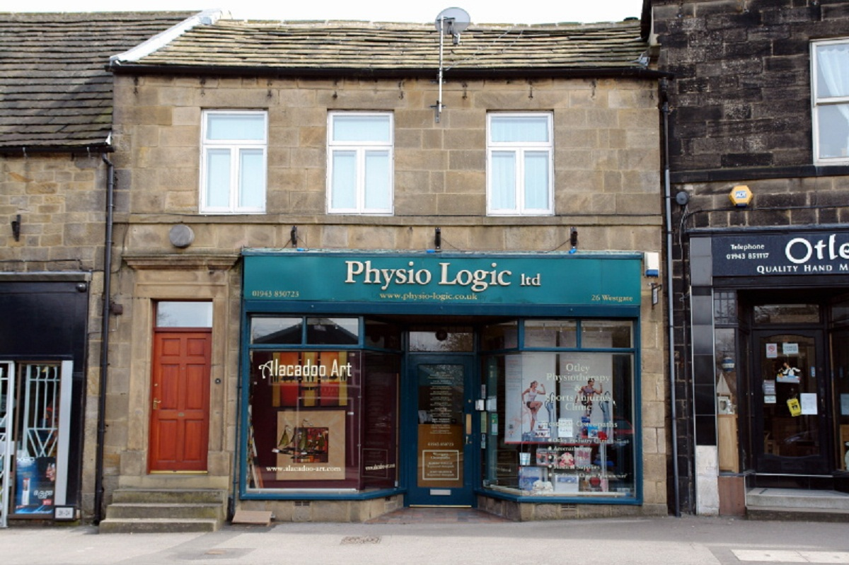 Physio Logic is celebrating 20 years in business
