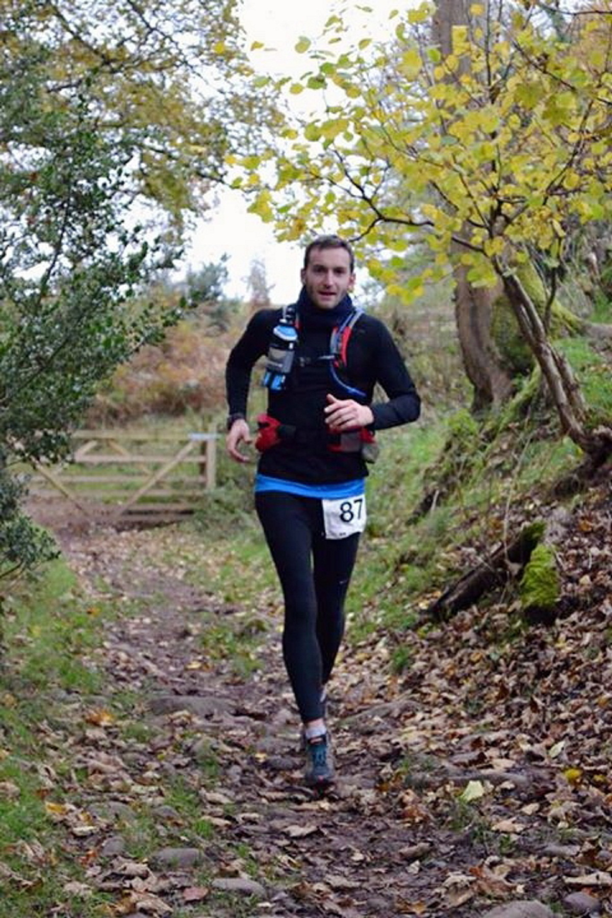 Neal Edmondson, from Pool-in-Wharfedale, will take on a gruelling 156-mile race