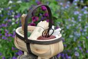 Sussex trug gift set, £17.99, from crocus.co.uk
