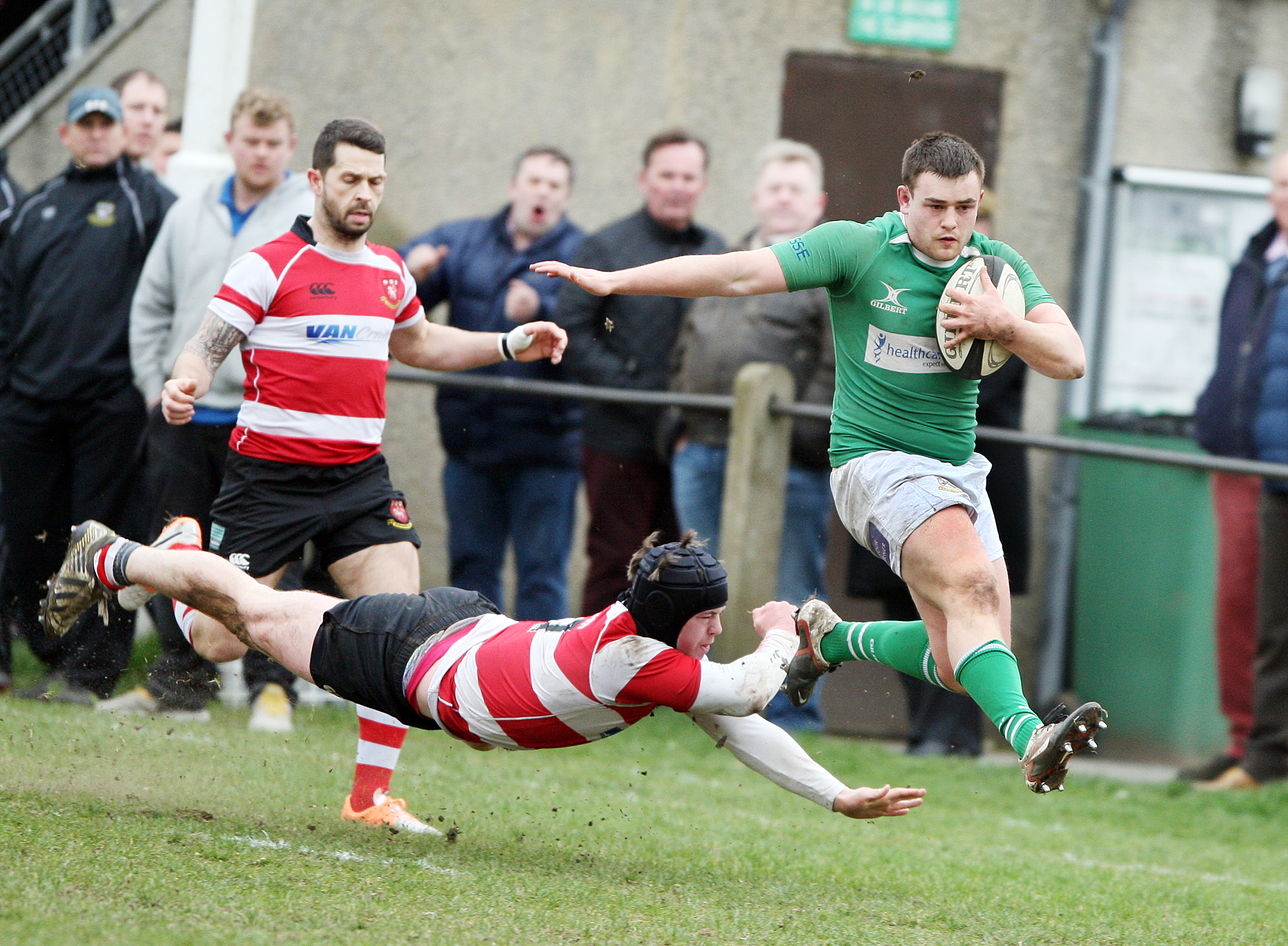 Wharfedale hope young guns will fire