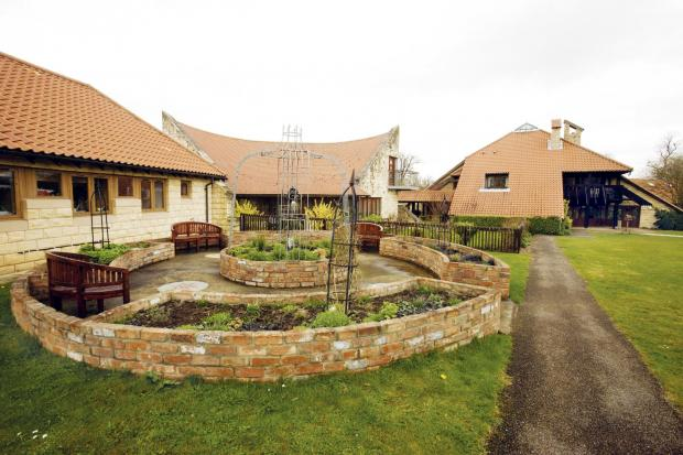 Wharfedale Observer: Martin House Children's Hospice, Boston Spa