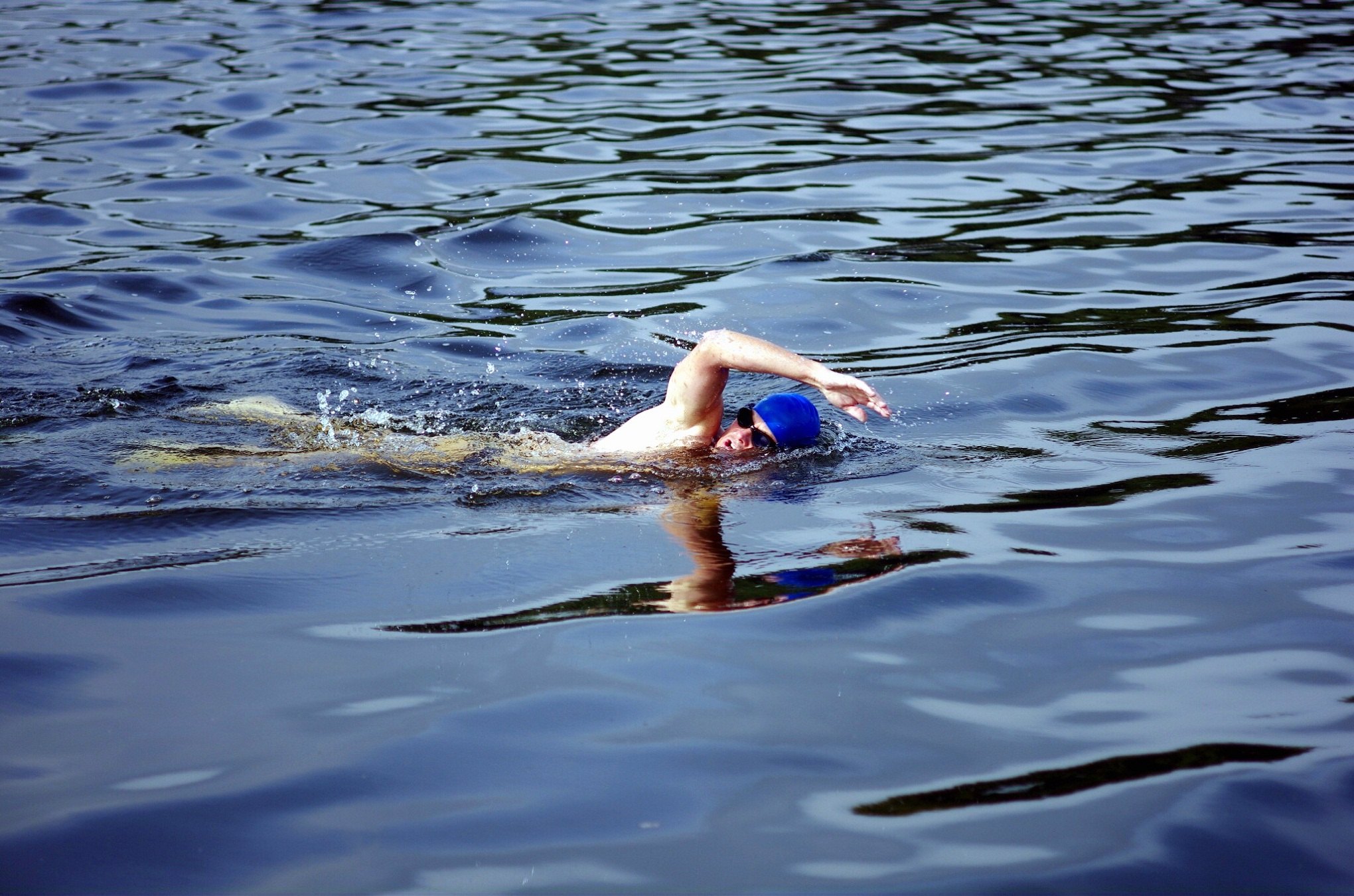 Man who hates cold water to swim Channel for tragic Bel Young