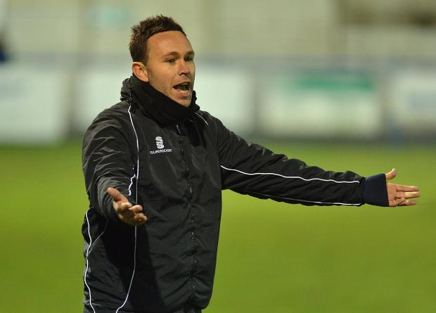 Wharfedale Observer: Lions manager Mark Bower does not want to see any naive defending against recently deposed leaders AFC Telford United