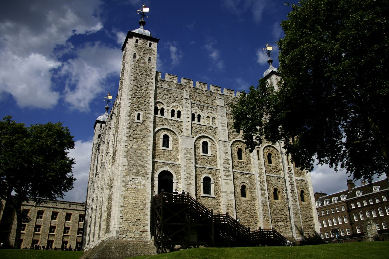The Tower of London: One of the historic sights on the group's trip