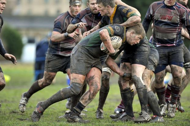 Aaron Magee did not let his brother Ben have all the limelight in Old Grovians' romp against Northallerton
