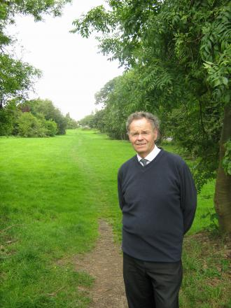 'Always fighting to protect the green belt from development' – Clive Fox