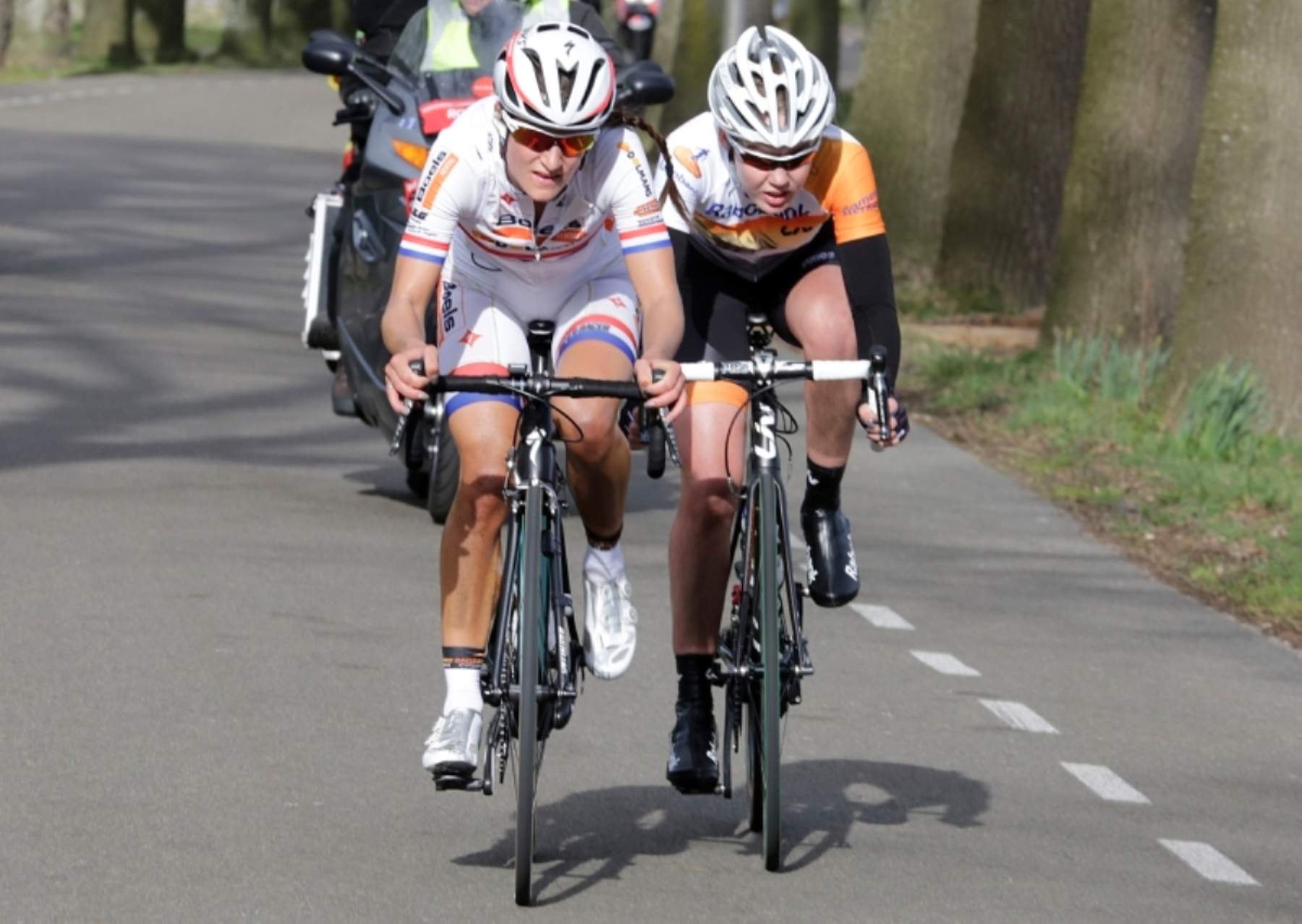 Lizzie Armitstead had good finishes in first two stages