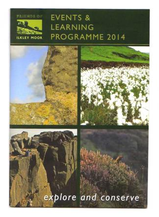 The Friends of Ilkley Moor group has published its annual Events and Learning Programme