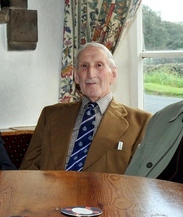 Wharfedale Observer: The late Eric Rathmell