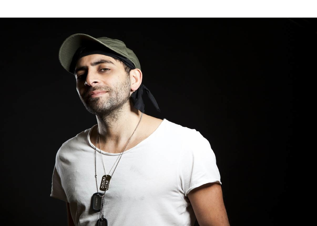 (7069032)DJ Darius Syrossian will perform at the Fieldtrip festival on Addingham Moorside