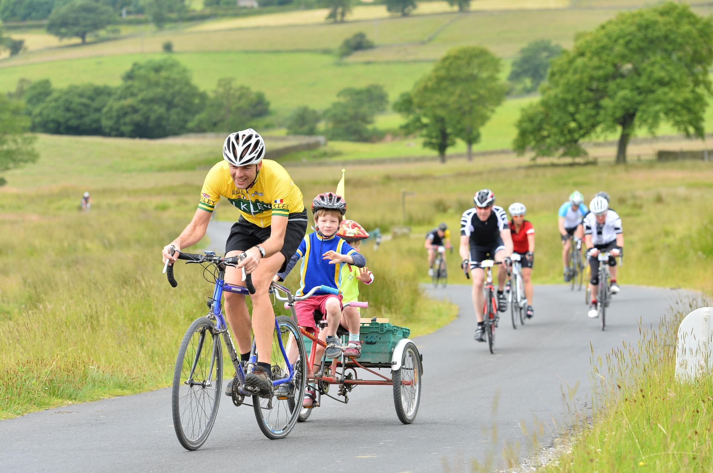 White Rose continues to bloom as 1,000 riders tackle classic