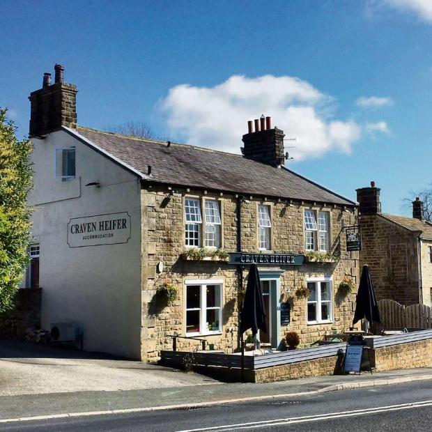 Wharfedale Observer: The Craven Heifer, Main Street, Addingham, Ilkley, LS29 0PL