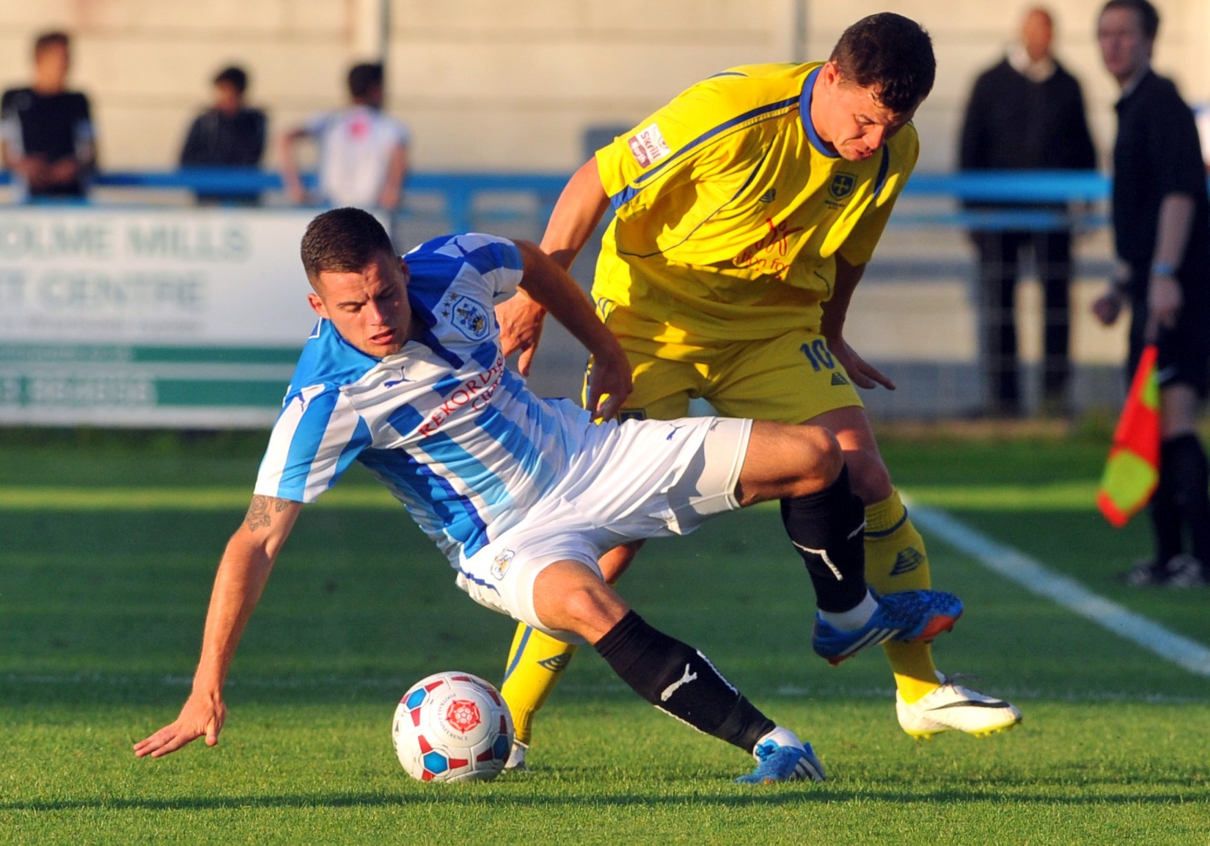 Terriers a game too far for heavy-legged Guiseley