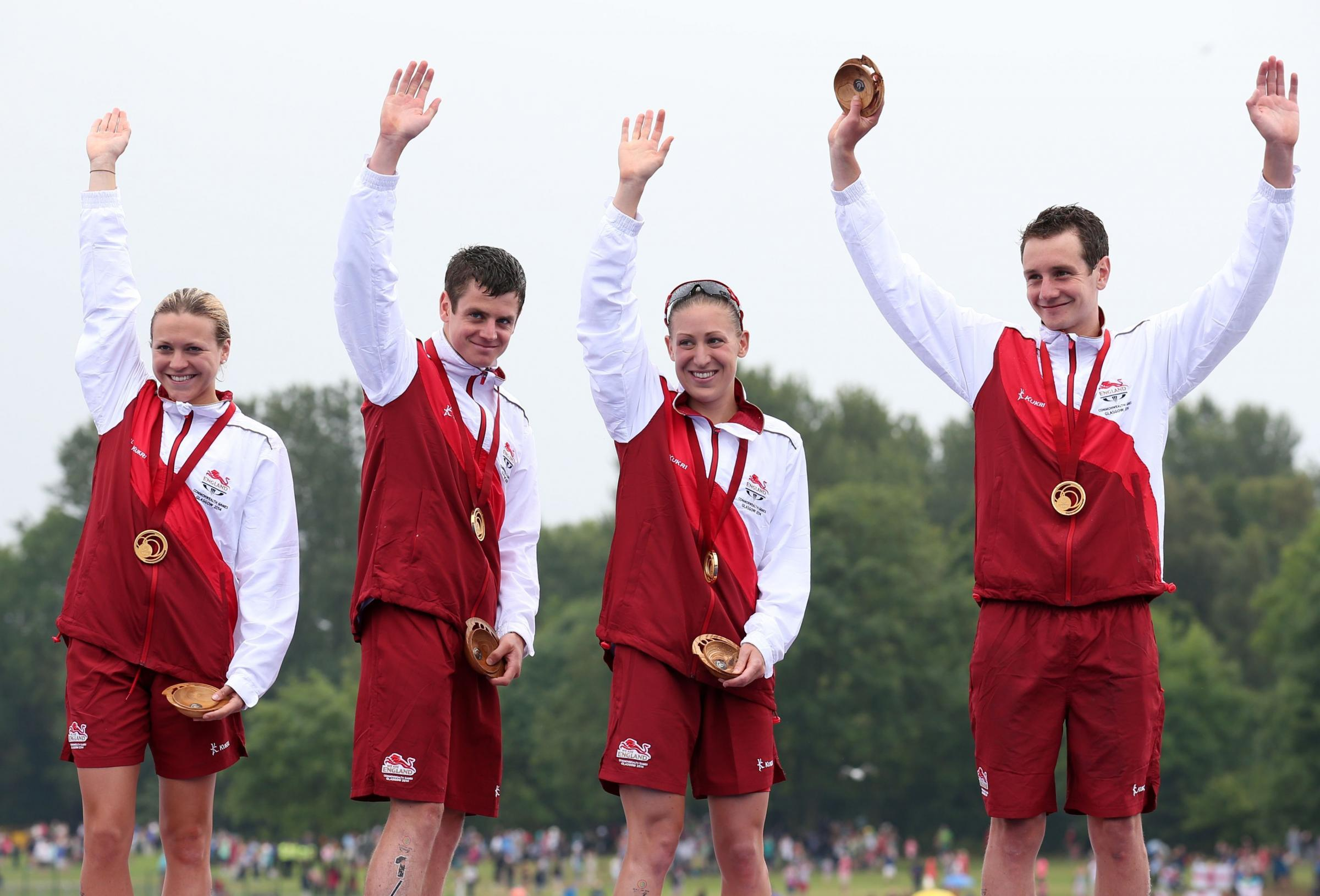 Golden Brownlees praised by proud community after Commonwealth Games victory