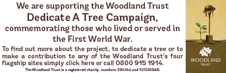 Wharfedale Observer: Woodland Trust