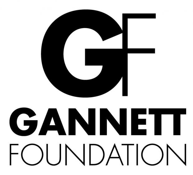 Gannett Foundation logo  (9554835)