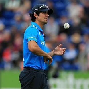 Alastair Cook has much to ponder ahead of the second one-day international